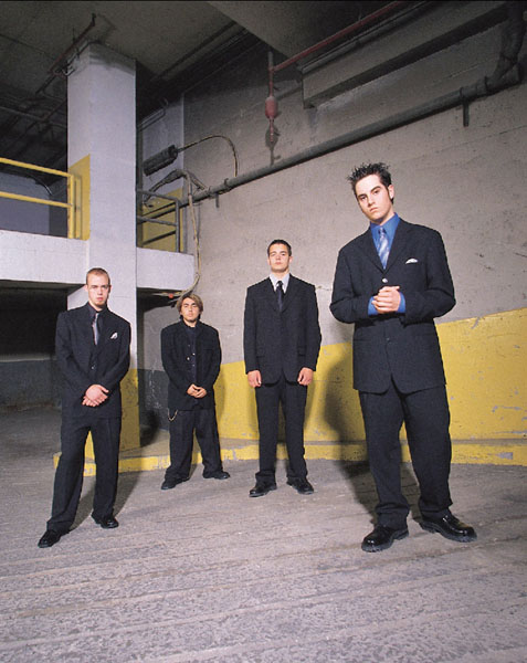 heh heh heh...they look like mafia men:)